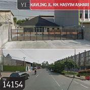 Kavling KH. Hasyim Ashari, Tangerang, 13x34m, SHM (22563051) di Kota Jakarta Barat