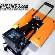 PEMASOK MESIN PRESS KAOS PALU Alat Hotpress Baju Sablon Polyflex