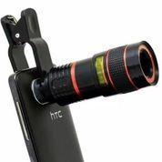 Lensa Telezoom 8x Untuk Semua HP (22569415) di Kab. Gresik