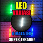 LAMPU STRIP LED 6 TITIK (22569791) di Kab. Gresik
