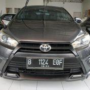 Toyota Yaris TRD Sportivo 1.5 AT 2015