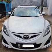 Mazda 6 Putih 2011 Sehat Normal Baguss Kencangggg