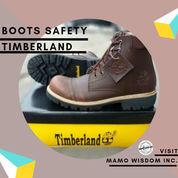 Sepatu Kerja Boots Safety Timberland Working