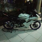 Motor Ninja Rr 2012 Siap Nongkrong