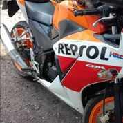 CBR 150R Surat Baru Siap Pakai No Minus (22578367) di Kota Surabaya