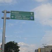 Tanah (SHM) Super Strategis Dekat Tol Sei Semayang (22581431) di Kota Medan