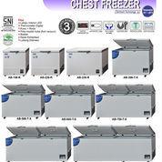 Chest Freezer AB-396-T-X -26'C (22584891) di Kota Jakarta Timur