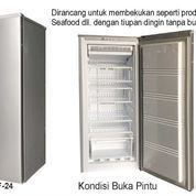 UPRIGHT FREEZER (GF-20 24'C)