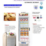 UP RIGHT FREEZER AUTOMATIC DEFROST (ASIA-45)
