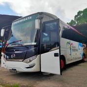 BIG BUS HINO 2014 KAROSERI 2016 R260 45 SEAT