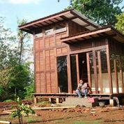 Rumah Kayu Bongkar Pasang Khas Palembang (22588231) di Kota Banda Aceh