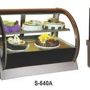COUNTERTOP CAKE SHOWCASE (S-550A) (22588695) di Kota Jakarta Timur