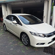Honda Civic 2.0 Automatic 2012