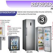 MINI BAR REFRIGERATOR FOR HOTEL (RS-06DR) (22590503) di Kota Jakarta Timur