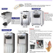 SOFT ICE CREAM & FROZEN YOGURT MACHINE (BTB-7226)