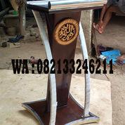 Mimbar Podium Masjid Minimalis Stainless (22596351) di Kab. Jepara