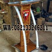 Podium Minimalis Stainless Model Krepyak Brimob Bali (22596387) di Kab. Jepara
