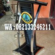 Podium Minimalis Stainless Angkatan Laut Bangka Belitung (22596411) di Kab. Jepara