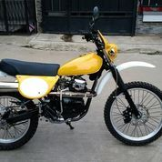 Yamaha Scorpio Custom Vintage Tracker Fresh