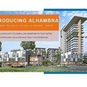 Apartemen Alhambra 295 Juta Di Pakuan Bogor