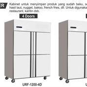 UPRIGHT FREEZER (URF-550-2D) (22599159) di Kota Jakarta Timur