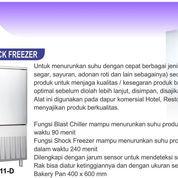 S/S BLAST CHILLER & SHOCK FREEZER (AK11-D) (22599659) di Kota Jakarta Timur