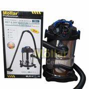 MOLLAR 15 Liter Vacum Cleaner Mesin Sedot Debu Vacuum Cleaner Fisch