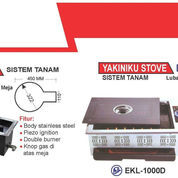 GAS SHABU/SUKI STOVE SS-20014 (22604271) di Kota Jakarta Timur