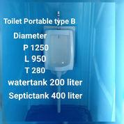 Toilet Portable Urinoir (22607291) di Kab. Tangerang