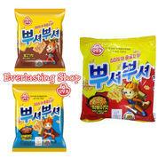 Ottogi Ramen Snack Ramyeon Ramyun Noodle Mie Mi Ciki Chiki Makanan Ringan Rasa Kue Beras Pedas Korea (22613727) di Kota Jakarta Barat