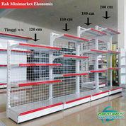 Rak Minimarket Ekonomis