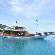 Kapal Phinisi Thn. 2015 Untuk Pelayaran Komodo (22619763) di Kab. Manggarai Barat