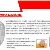 LEMARI PEMANAS/PENDINGIN (XHC-16-AC/DC) (22620267) di Kota Jakarta Timur
