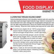 FOOD DISPLAY WARMER (WHS-520-4) (22620403) di Kota Jakarta Timur