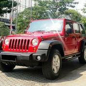 Jeep Wrangler Rubicon 2011 Red (22621639) di Kota Jakarta Utara