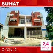 Rumah Kost 11 Kamar Luas 91 Di Candi Mendut Sukarno Hatta Kota Malang _ 590.19 (22628699) di Kota Malang