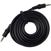 Kabel Aux Audio Aux To Aux Male To Male Panjang 10 Meter Berkualitas