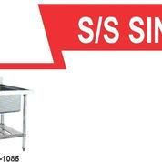 S/S SINK TABLE SST-1085 (22634399) di Kota Jakarta Timur