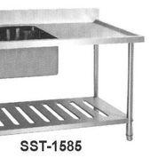 S/S SINK TABLE SST-1585 (22634499) di Kota Jakarta Timur