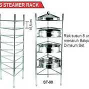 S/S STEAMER RACK(ST-08) (22636923) di Kota Jakarta Timur