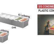S/S CONDIMENT HOLDER(CH4) (22639707) di Kota Jakarta Timur