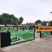 Kavling Luas Siap Bangun Pinggir Jalan ALternatif Cibubur