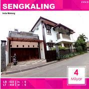 Rumah Mewah + Kolam Renang Luas 469 Di Sengkaling Kota Malang _ 416.18 (22642575) di Kota Malang