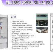 MULTIDECK OPENED CHILLER(SELF CONTAINED) IRIS-100 (22642639) di Kota Jakarta Timur