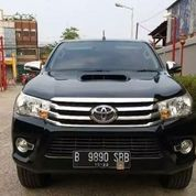 Toyota Hhilux G 2.5 VNT Double Cabin Manual 4X4 Thn.2017