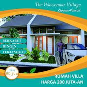 Rumah Villa Puncak Cianjur 200jutaan Bisa Cicil Kedeveloper (22647779) di Kab. Cianjur