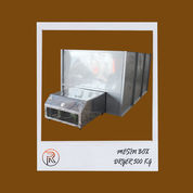 Mesin Pengering Kacang Kacangan Biji Bijian Rempah Padi Dan Jagung Bed Dryer Kap 500 Listrik