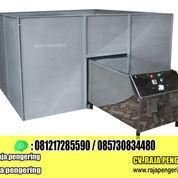 Mesin Pengering Padi Jagung Atau Bed Dryer Kapasitas 1 Ton Tipe Listrik