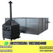 Mesin Pengering Padi Jagung Atau Bed Dryer Kapasitas 1 Ton Sekam