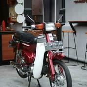Honda Supercub 700 (22671319) di Kota Bandung